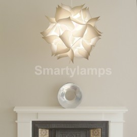 Flame Decorative Light Shade